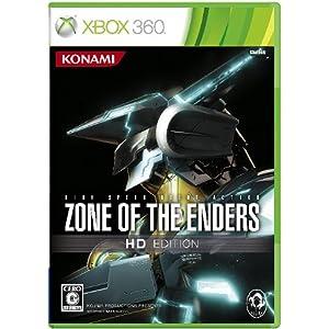 【新品】 Xbox360 ZONE OF THE ENDERS HD EDITION