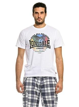 Lonsdale Camiseta Nanning (Blanco)