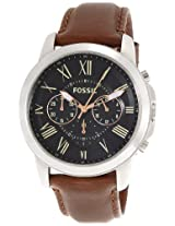 Fossil Analog Multi-Colour Dial Men's Watch - FS4905