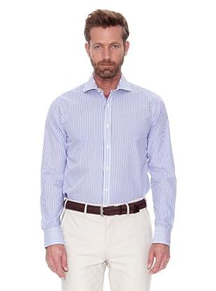 Cortefiel Camisa Raya (Azul)