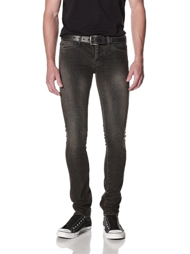Kill City Men's Skinny Junkie Fit Jean (Black)