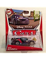 Disney Pixar Cars WGP Max Schnell #4/15 Poster Sticker Inside Card