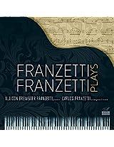 Franzetti Plays Franzetti