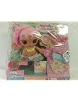 Lalaloopsy Babies Diaper Surprise Blossom Flower Pot Doll Exclusive Deluxe Playset