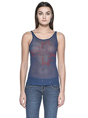 Zu Element Camiseta Greensleeves (Azul Oscuro)