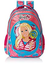 Barbie Multi Color Children's Backpack (EI-MAT0020)