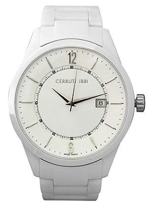 Cerruti Reloj CRA055Z211C Blanco