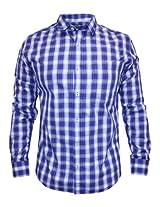 Numero Uno Blue Casual Shirt