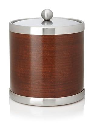 Kraftware American Artisan Wood Ice Bucket (Walnut)