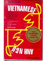 VocabuLearn Vietnamese/English: Level 2: Instant Vocabulary Fast, Fun and Effective (Cassettes and Wordlist)