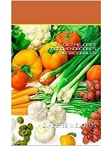 LAS DIEZ MEJORES RECOMENDACIONES NUTRICIONALES: DIABETES MELLITUS 2 (Spanish Edition)