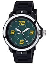 Fastrack Sport Analog Green Dial Men's Watch - 38017PP01