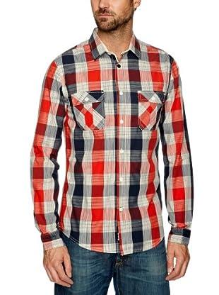 Bench Camisa Louie (Rojo)
