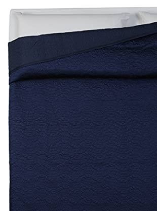 HomeTrends Copriletto Pearl Ricamo (Azul)