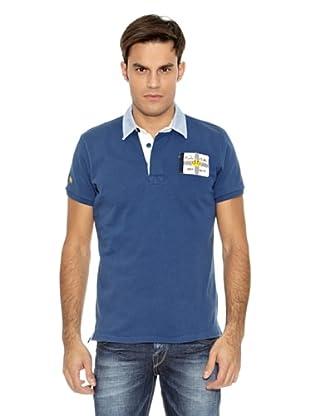 Pepe Jeans London Polo Gardner (Azul)