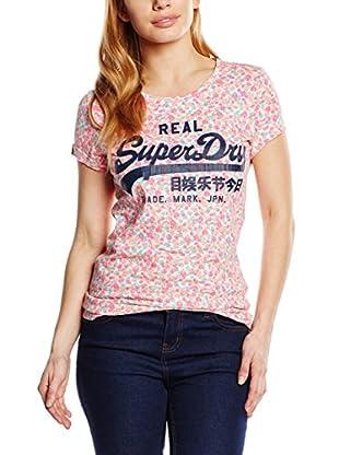 Superdry T-Shirt Vintage Logo Chelsea Ditsy Aop