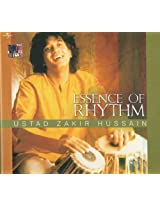 Essence Of Rhythm: Ustad Zakir Hussain - Indian Bollywood Music (Vinyl LP)