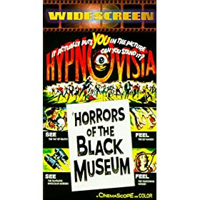 Horrors of Black Museum [VHS] [Import]