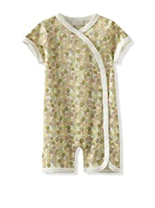 Lucky Jade Print Coverall (Green)