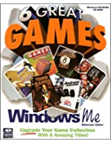 6 Great Games - Window Millennium Edition (PC)