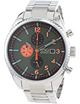 Esq By Movado Catalyst Chronograph Mens Watch 07301447