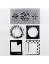 Decora Memories Clear Stamp For Decoration Of Diy