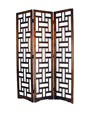 Charleston Sri Lanka Screen, Brown