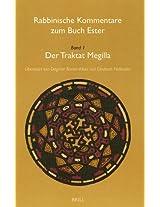 Rabbinische Kommentare zum Buch Ester: Der Traktat Megilla Vol 1