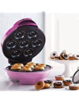 Mini Donut Maker Kitchen Accessory - Brownie Muffin Or Cake Treat Cooker