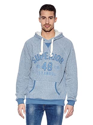 LTB Jeans Hoodie Furina (dolphin blue)