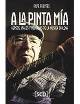 A la pinta mía. Versos, viajes y memorias de la música chilena