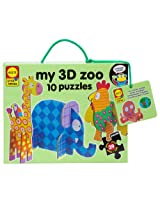ALEX Toys Little Hands My 3D Zoo
