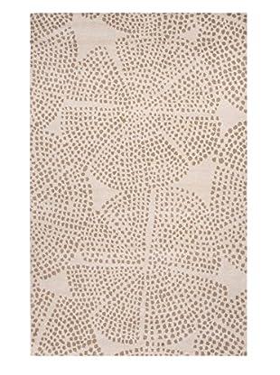 Jaipur Rugs Inc Hand-Tufted Coastal Pattern Wool Area Rug