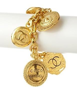 CHANEL Oversized Charm Bracelet
