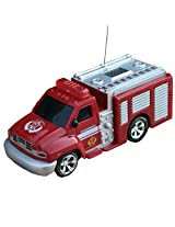 AdraxX Toy Fire Engine Playset
