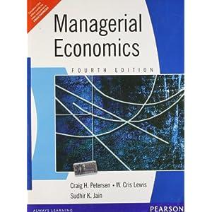 Managerial Economics, 4e