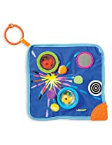 Manhattan Toy Whoozit Space Blankie Sensory Development Toy