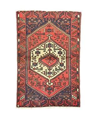 Eden Teppich   Khamseh 105X157 mehrfarbig