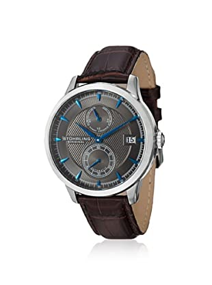 Stuhrling Men's 493.3315K54 Symphony Eternity Brown/Grey Watch
