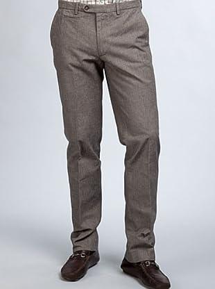 PEDRO DEL HIERRO Pantalón Vestir (gris claro)