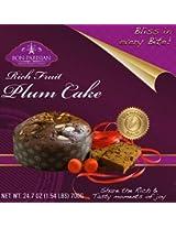 Breadworks Rich Fruit Plum Cake - 700 gms