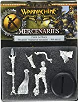 Privateer Press - Warmachine - Mercenary: Fiona The Black Privateer Model Kit