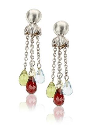 Robin Rotenier Multi-Color Semi-Precious Stephanie Earrings
