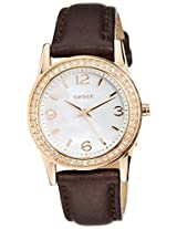 DKNY Analog Mother of Pearl Dial Women's Watch - NY8373