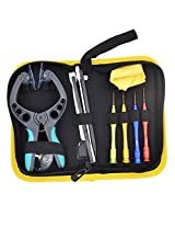Phone Screen Replacement Repair Kit Complete Screwdriver Set for All Iphone 6 5/5s 4/4s,ipad,ipod,samsung Galaxy S3/s4 and More Cell Phone