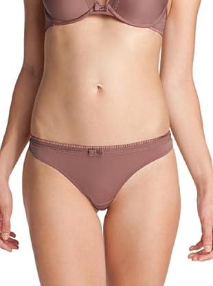 ESPRIT Bodywear Damen String, B9687/FEEL SOLITAI.2 (Beige (1))