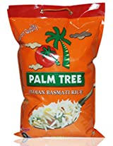 Palm Tree Export Quality Indian Basmati Rice - 5kg