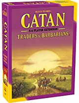 Mayfair Games Catan Traders and Barbarians 5-6 Player Extension 5th Edition, Multi Color