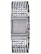 DKNY End of Season Bryant Par Analog Silver Dial Women's Watch - NY2230I