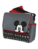 Disney Mickey Peek - A - Boo Tote Messenger Bag